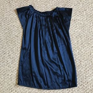 Silk club Monaco blouse